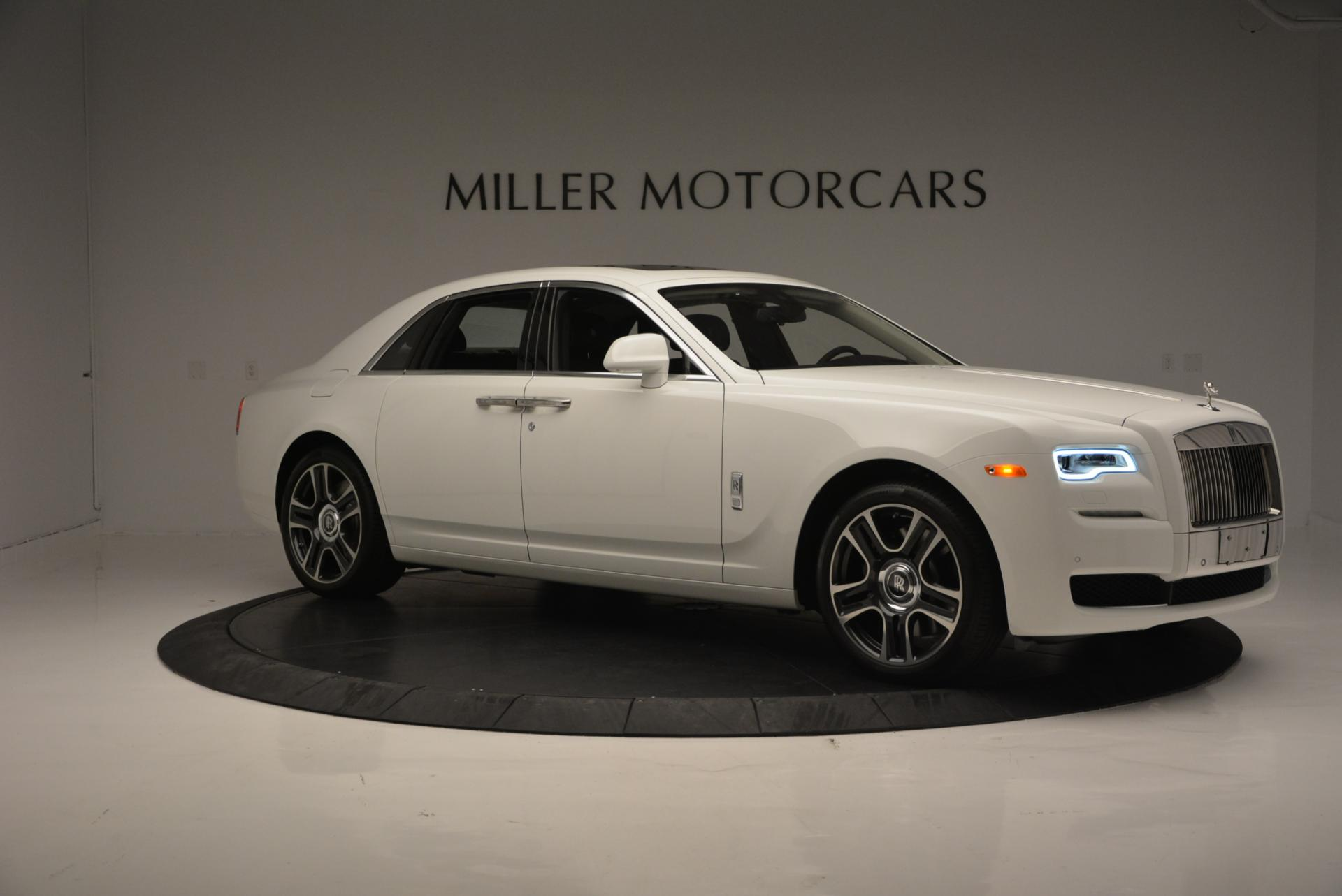 Used 2017 Rolls-Royce Ghost  For Sale In Westport, CT 560_p10