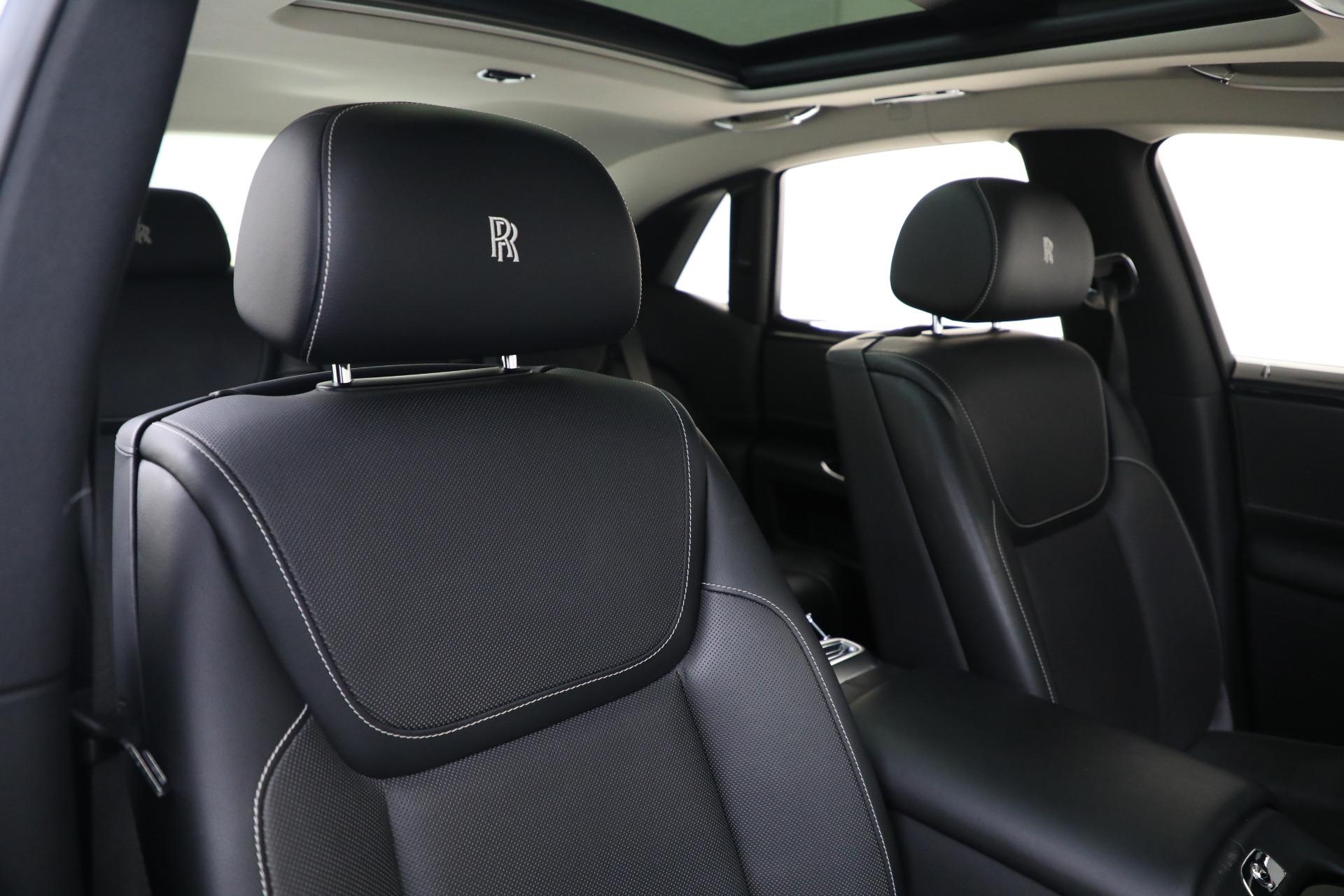 Used 2017 Rolls-Royce Ghost  For Sale In Westport, CT 560_p19