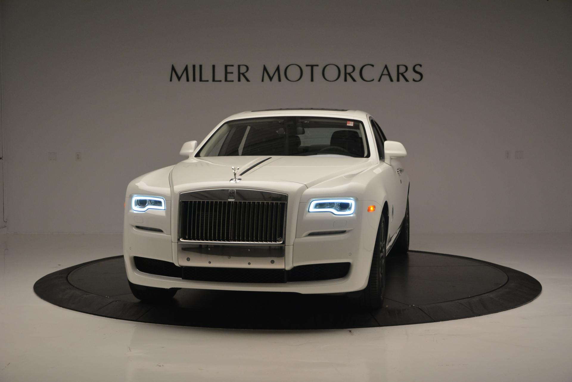 Used 2017 Rolls-Royce Ghost  For Sale In Westport, CT 560_p2