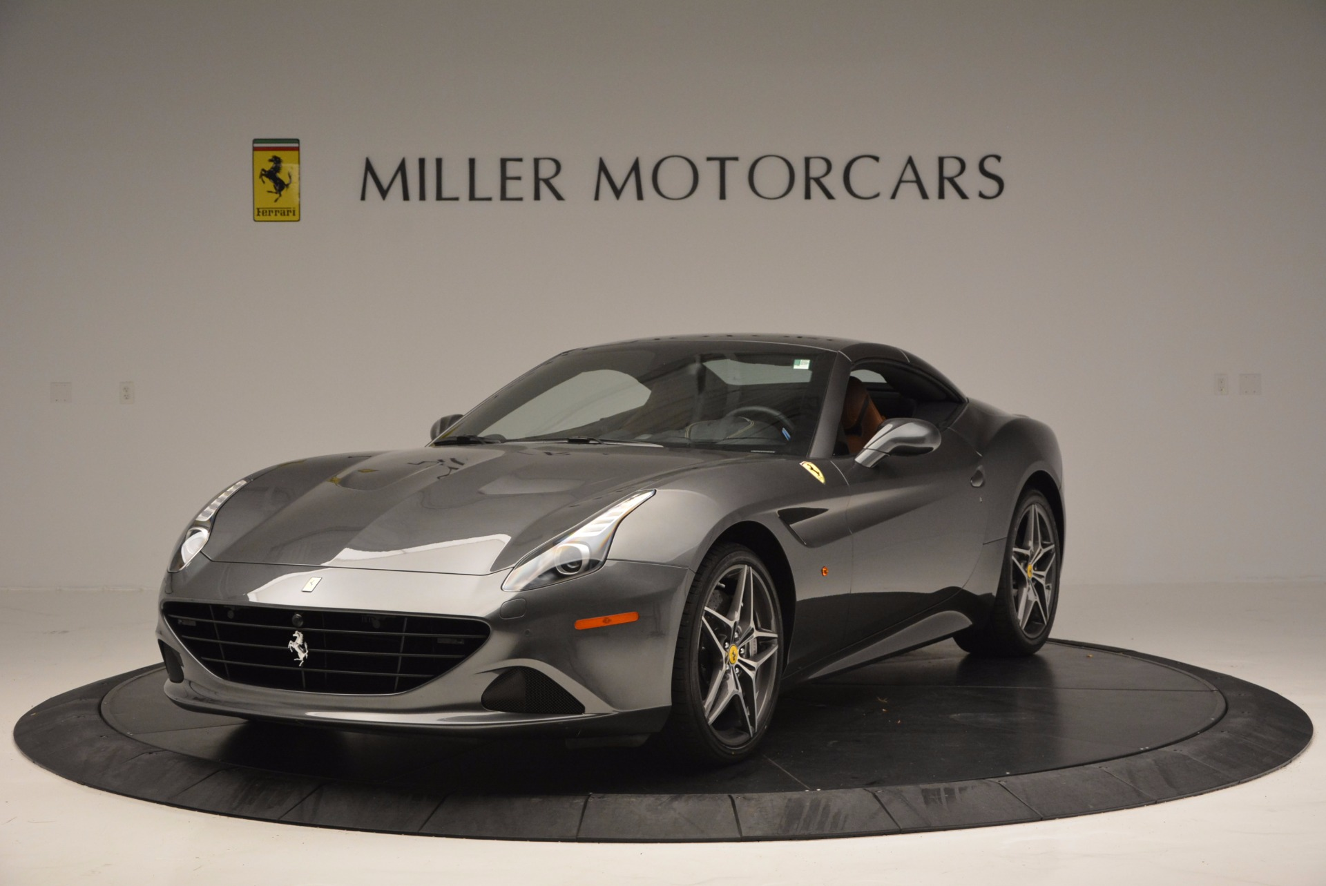 Used 2015 Ferrari California T  For Sale In Westport, CT 561_p13
