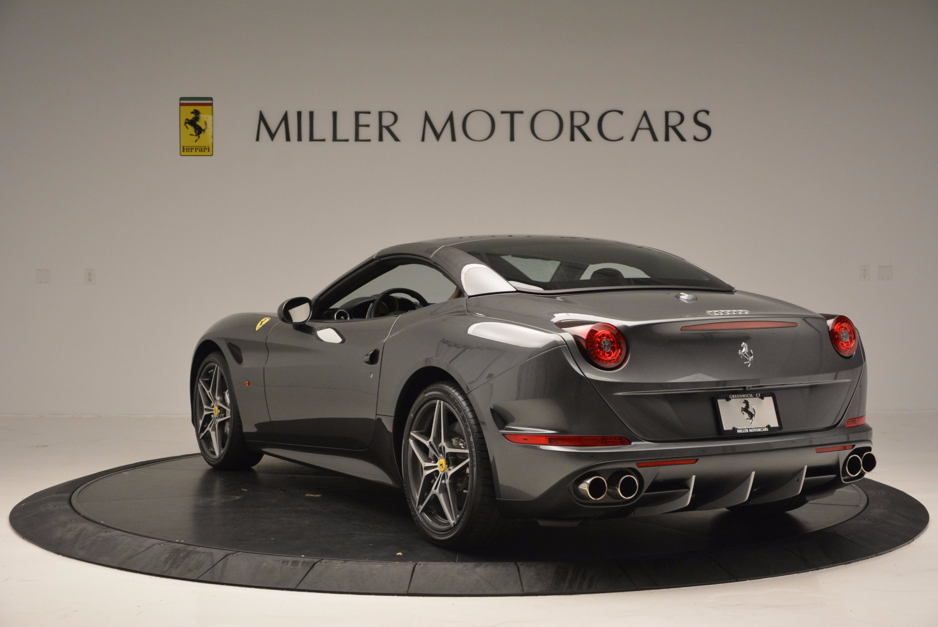 Used 2015 Ferrari California T  For Sale In Westport, CT 561_p17