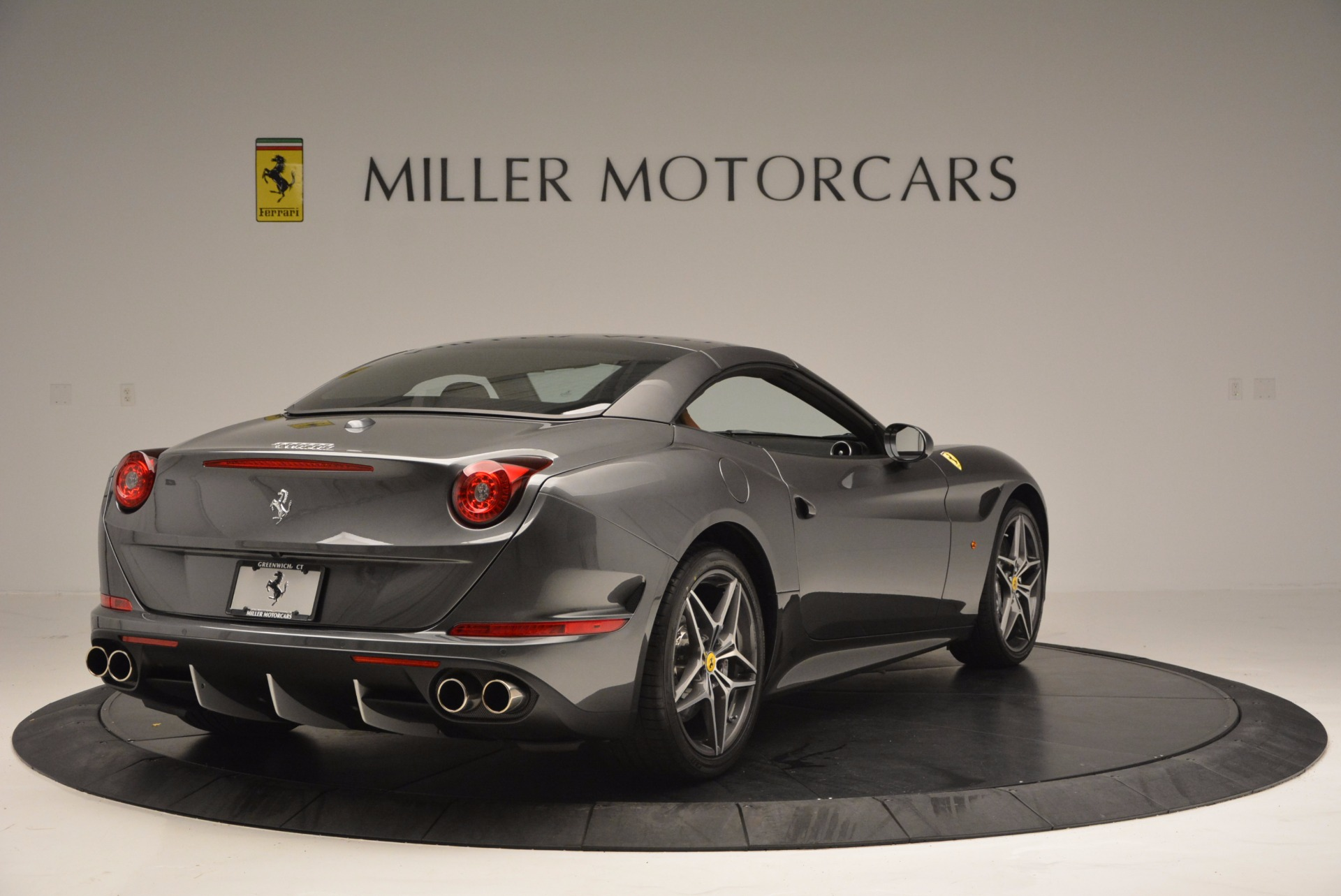 Used 2015 Ferrari California T  For Sale In Westport, CT 561_p19