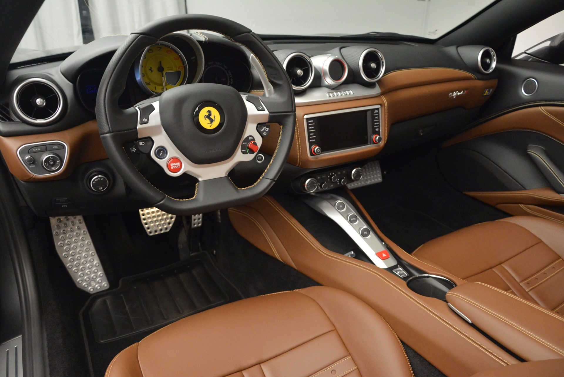 Used 2015 Ferrari California T  For Sale In Westport, CT 561_p25