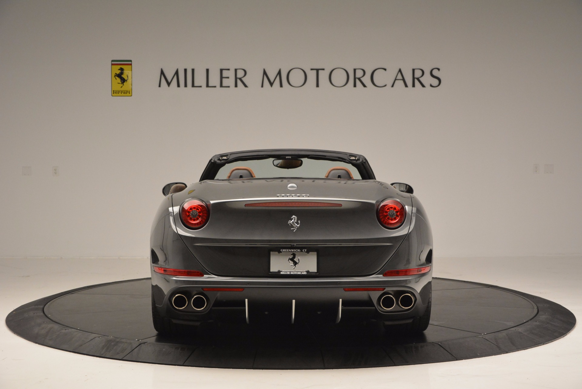 Used 2015 Ferrari California T  For Sale In Westport, CT 561_p6