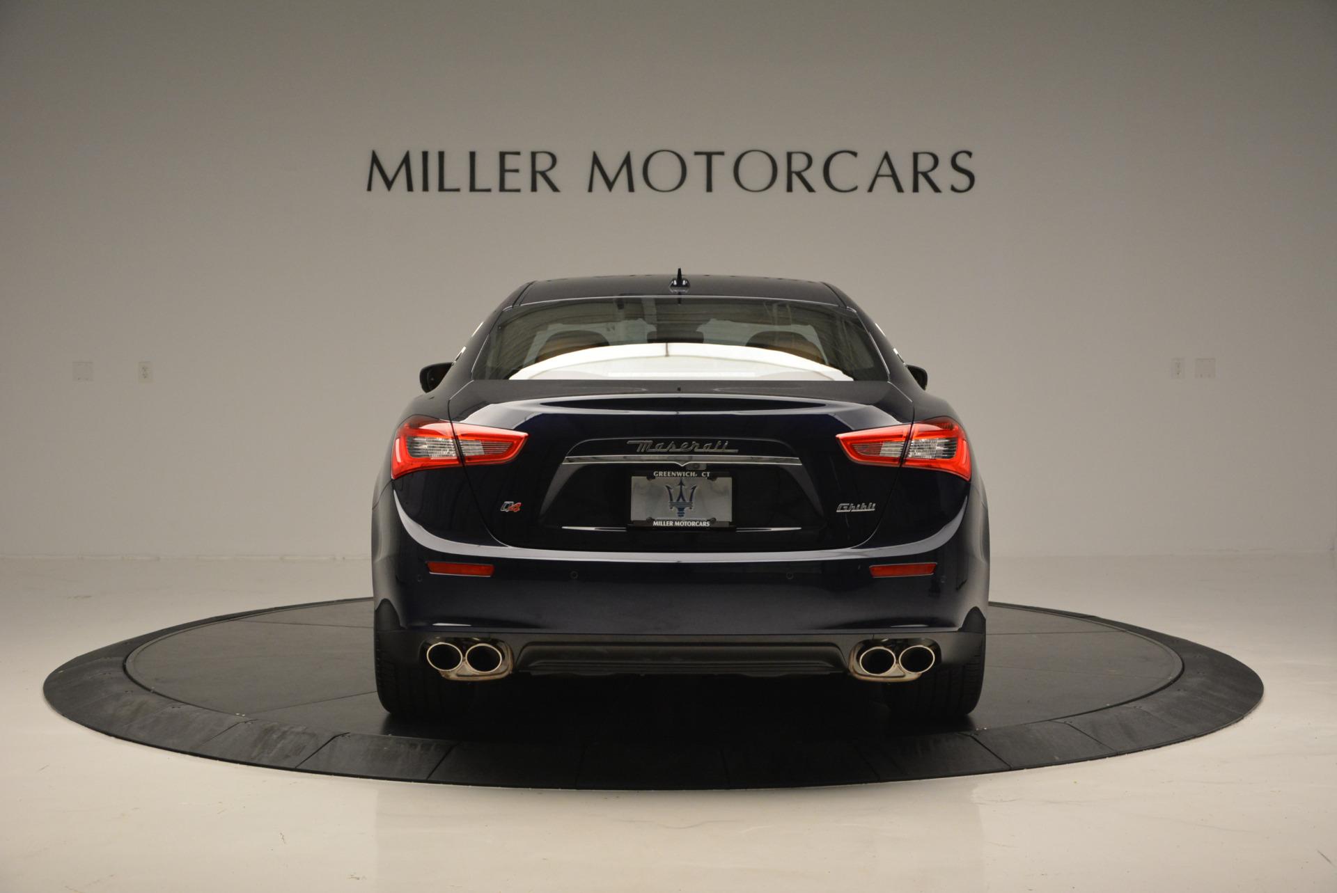 New 2017 Maserati Ghibli S Q4 For Sale In Westport, CT 564_p6