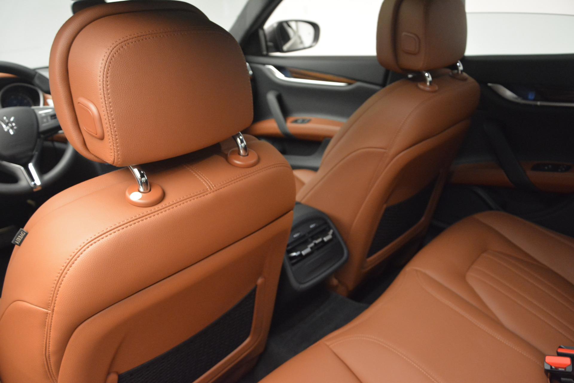 Used 2017 Maserati Ghibli S Q4  EX-LOANER For Sale In Westport, CT 565_p16