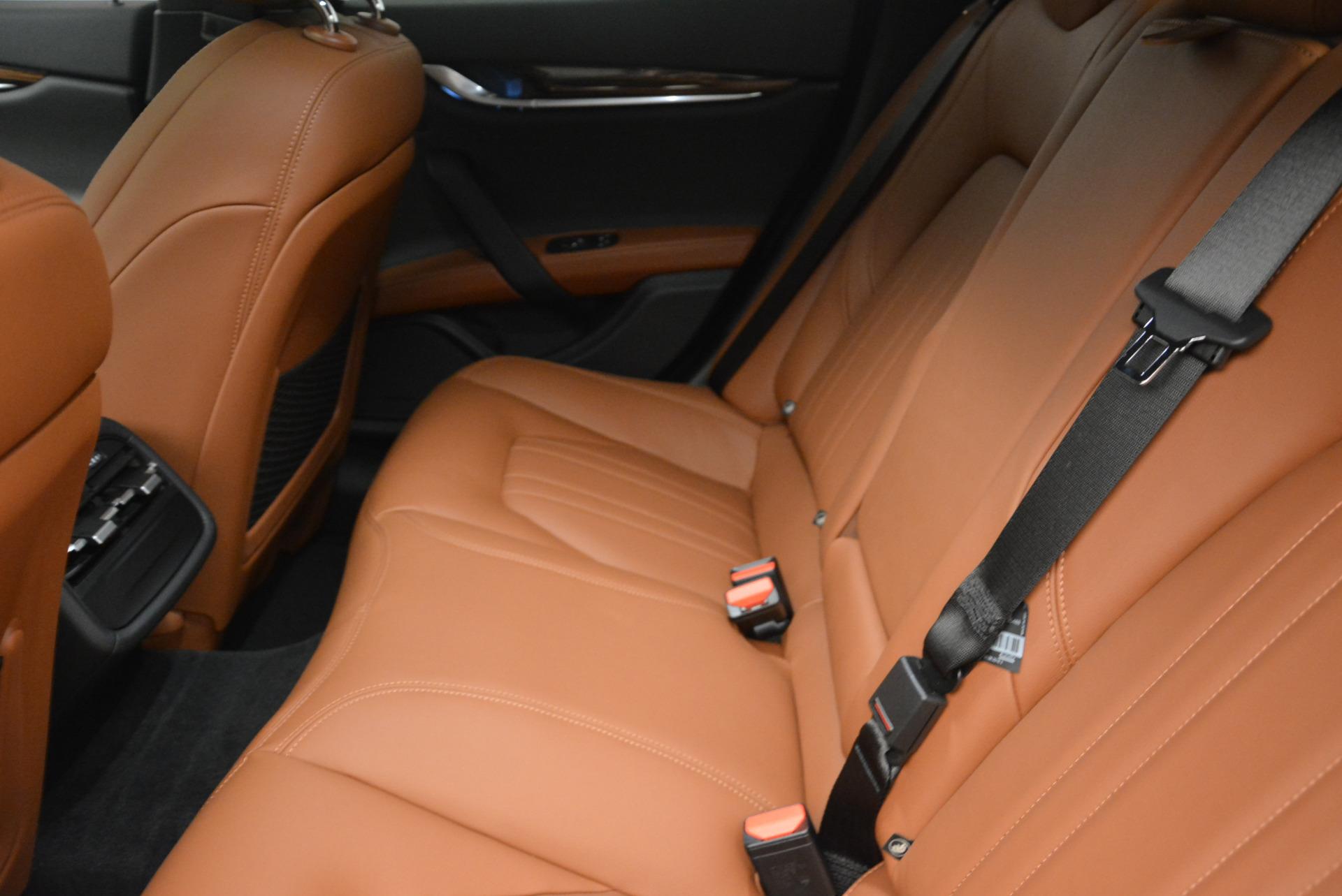 Used 2017 Maserati Ghibli S Q4  EX-LOANER For Sale In Westport, CT 565_p17