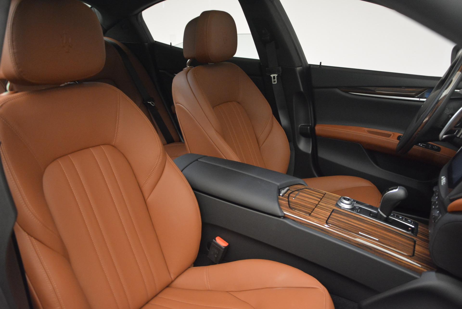 Used 2017 Maserati Ghibli S Q4  EX-LOANER For Sale In Westport, CT 565_p21