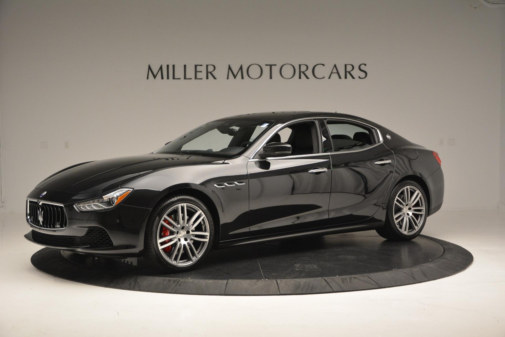 New 2017 Maserati Ghibli S Q4 For Sale In Westport, CT 566_p2
