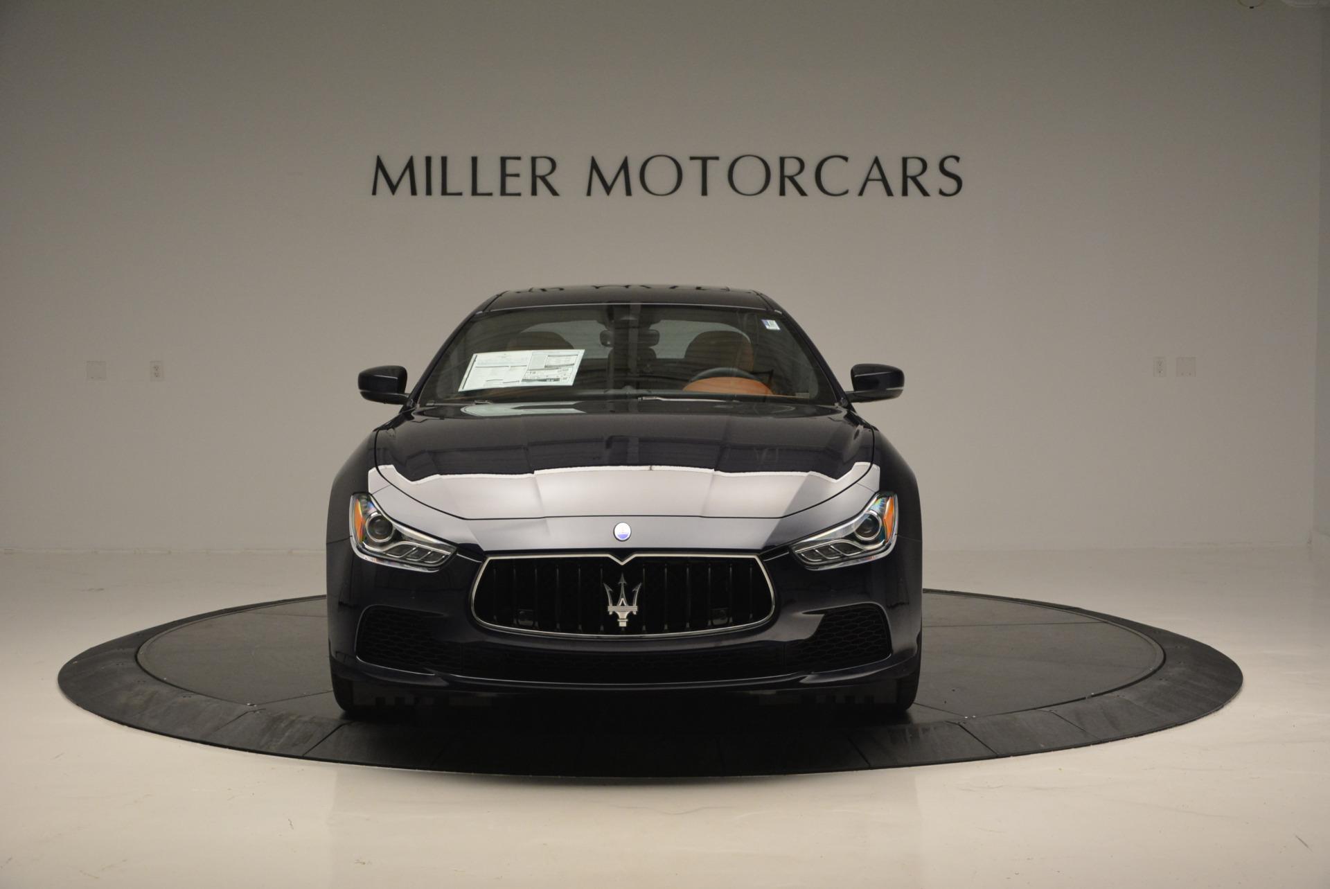 Used 2017 Maserati Ghibli S Q4 - EX Loaner For Sale In Westport, CT 567_p12