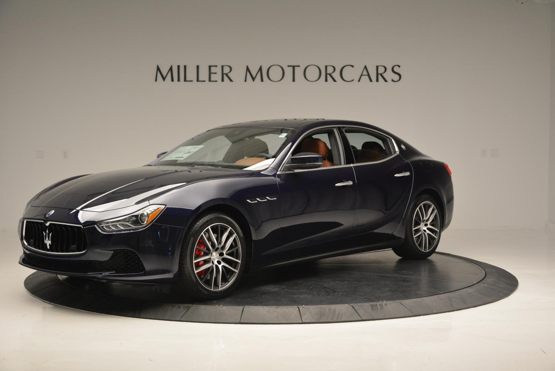 Used 2017 Maserati Ghibli S Q4 - EX Loaner For Sale In Westport, CT 567_p2