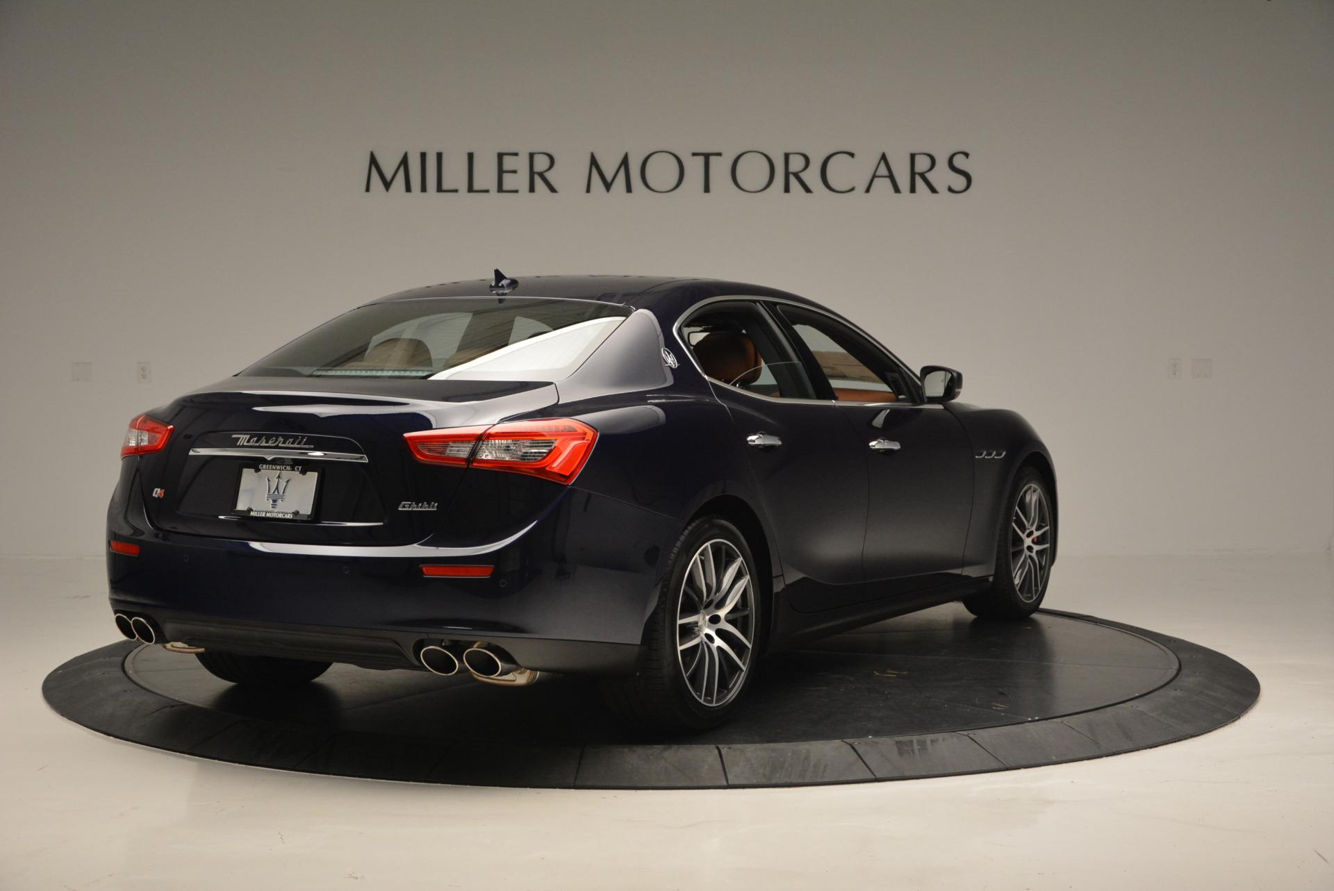 Used 2017 Maserati Ghibli S Q4 - EX Loaner For Sale In Westport, CT 567_p7