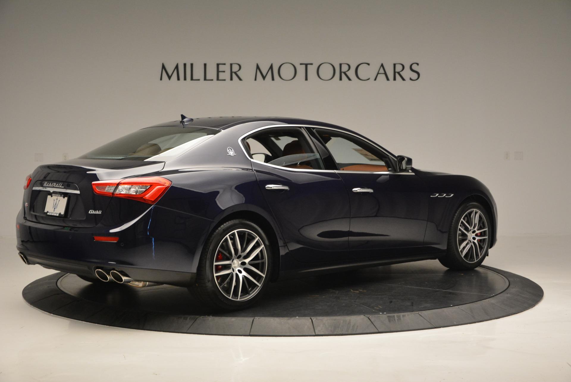 Used 2017 Maserati Ghibli S Q4 - EX Loaner For Sale In Westport, CT 567_p8