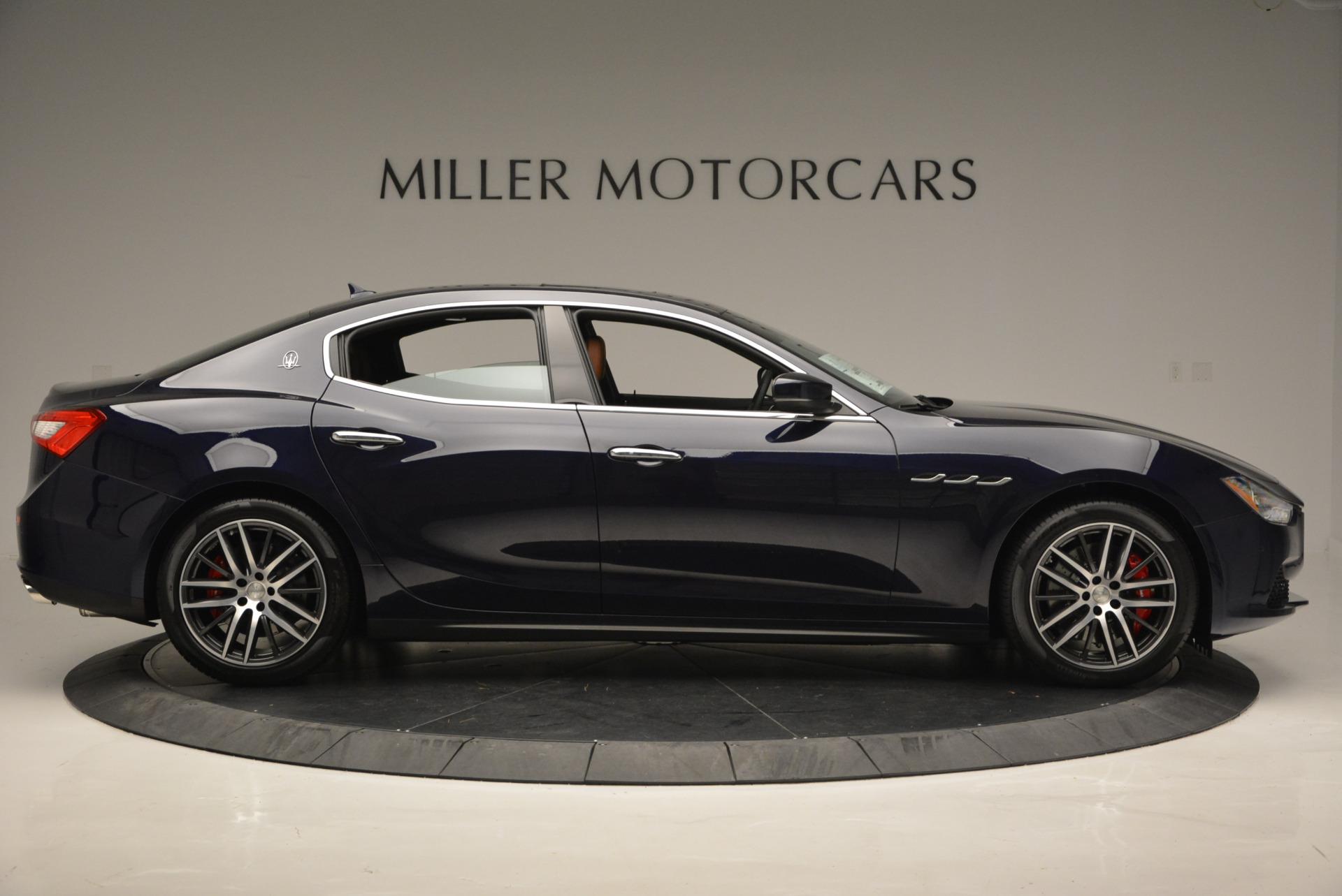 Used 2017 Maserati Ghibli S Q4 - EX Loaner For Sale In Westport, CT 567_p9