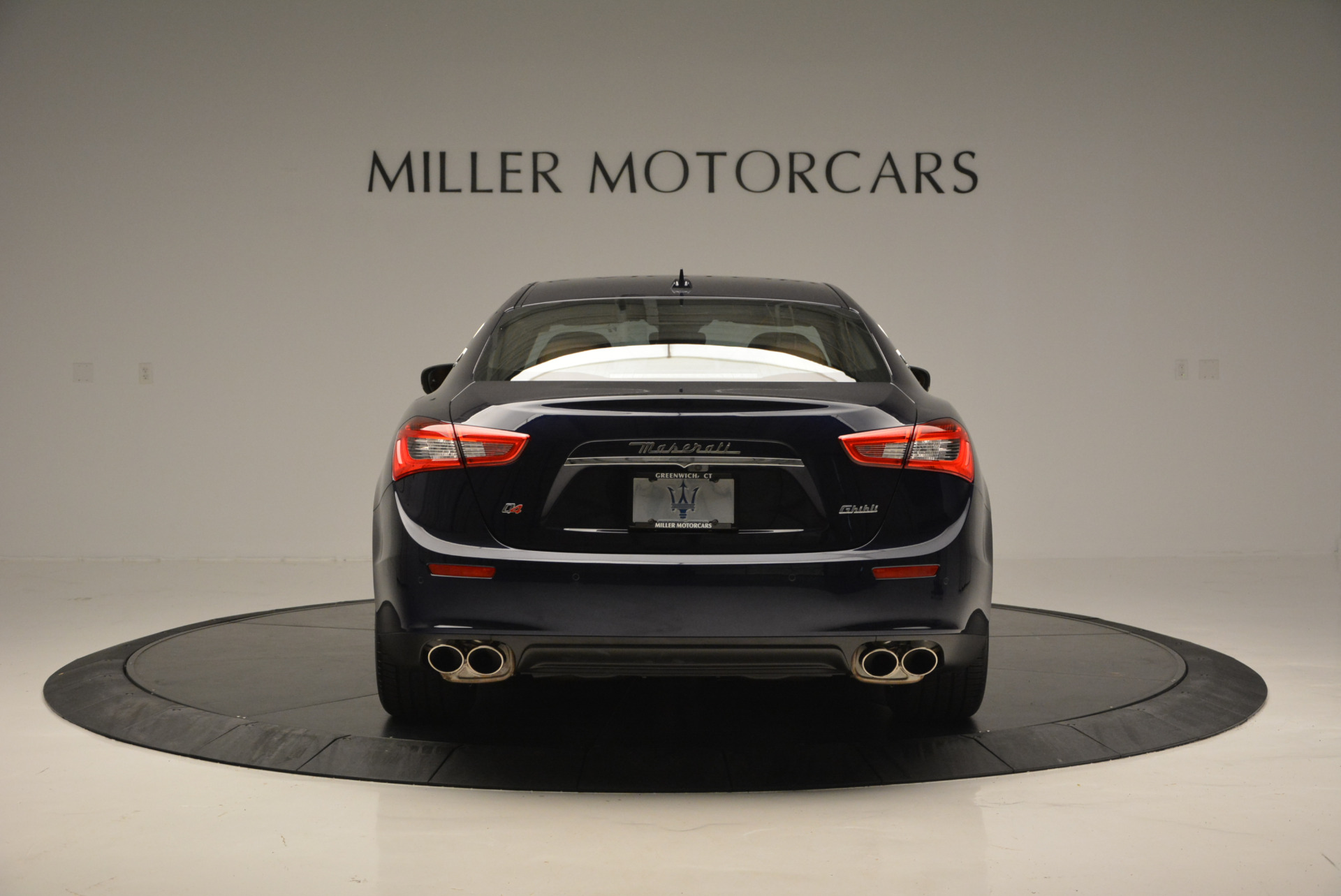 Used 2017 Maserati Ghibli S Q4 - EX Loaner For Sale In Westport, CT 568_p6