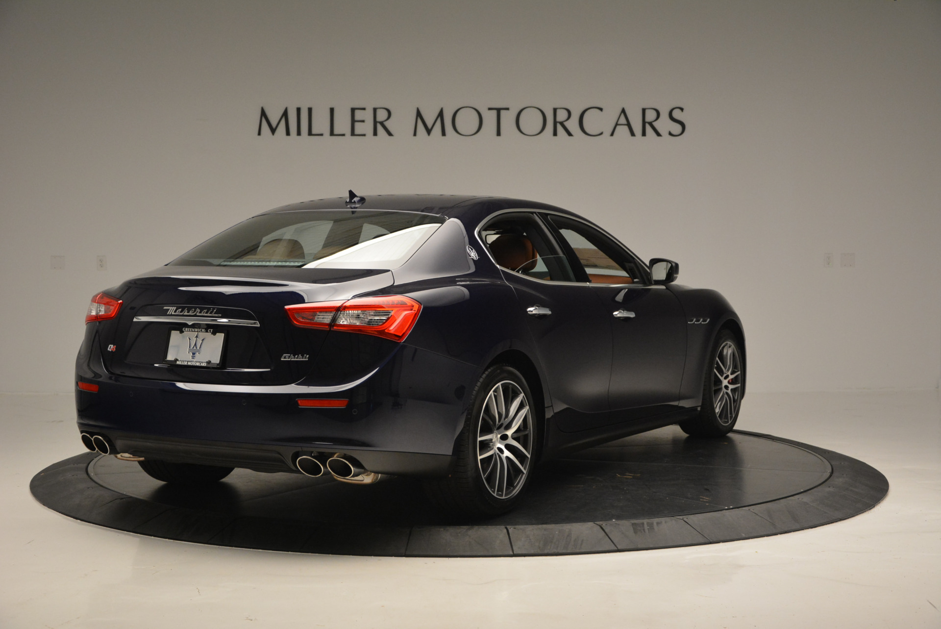 Used 2017 Maserati Ghibli S Q4 - EX Loaner For Sale In Westport, CT 568_p7