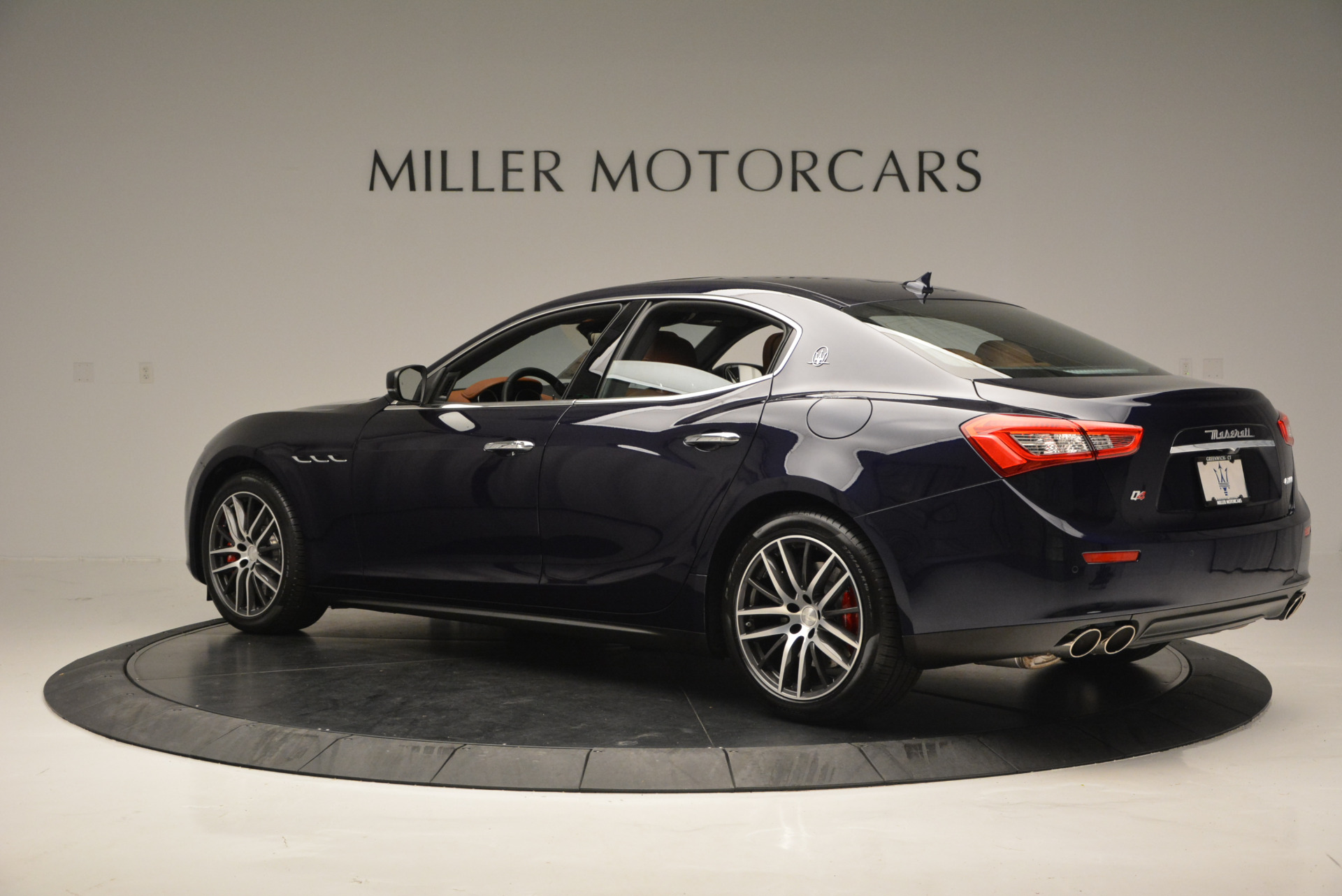 New 2017 Maserati Ghibli S Q4 For Sale In Westport, CT 569_p4