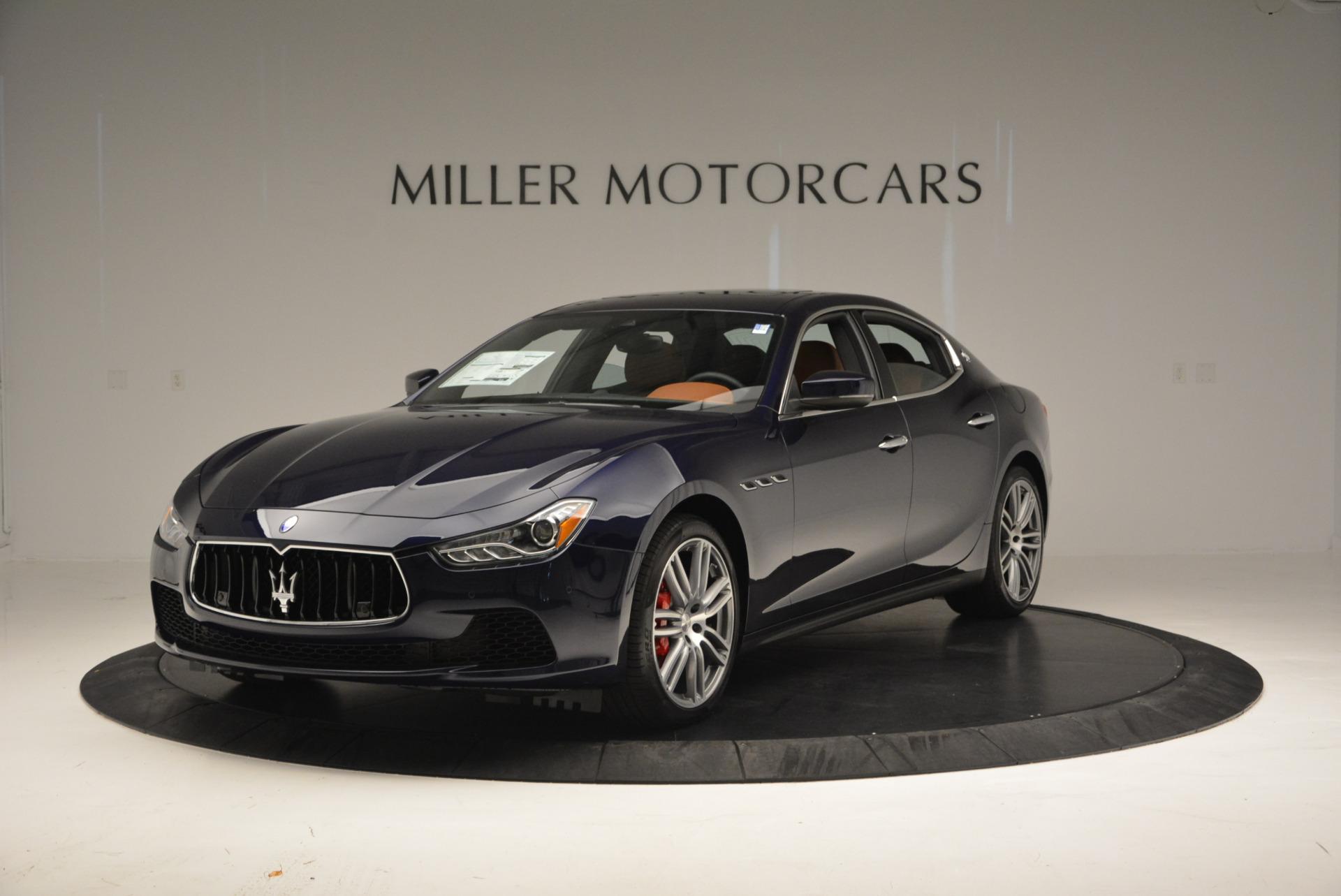 New 2017 Maserati Ghibli S Q4 For Sale In Westport, CT 571_main
