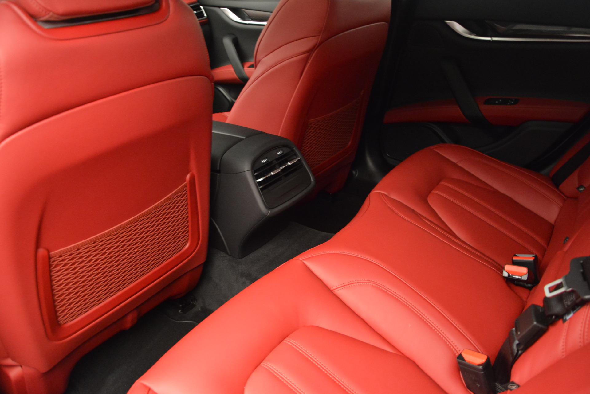 New 2017 Maserati Ghibli S Q4 For Sale In Westport, CT 572_p16