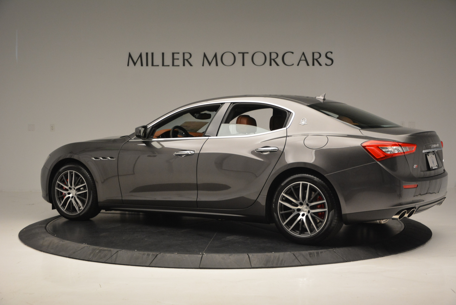 New 2017 Maserati Ghibli S Q4 For Sale In Westport, CT 573_p4