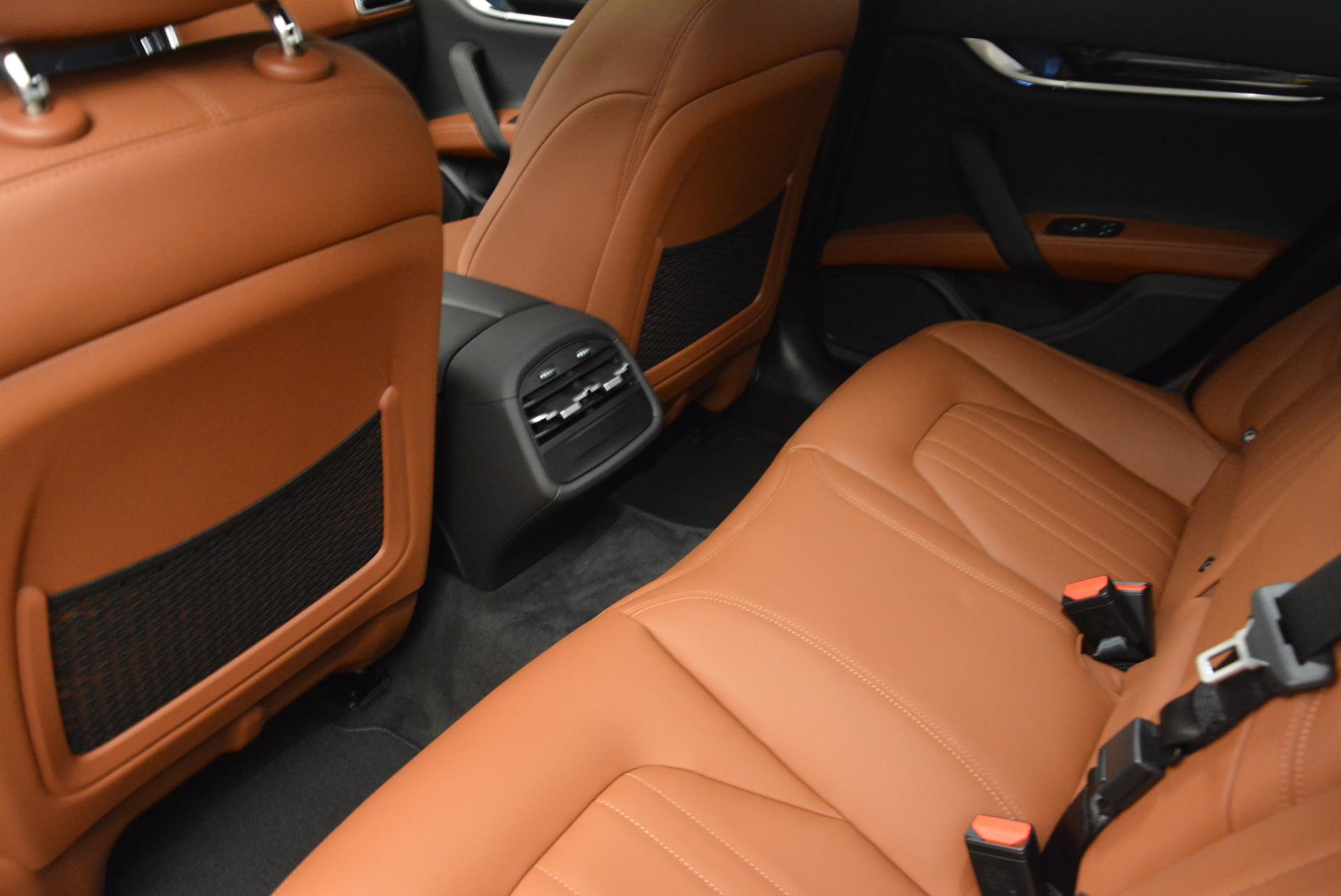 New 2017 Maserati Ghibli S Q4 For Sale In Westport, CT 574_p17