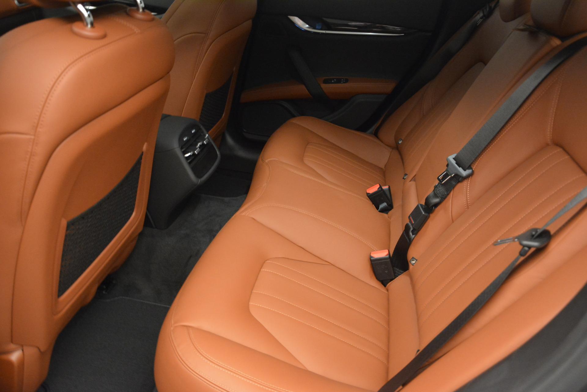New 2017 Maserati Ghibli S Q4 For Sale In Westport, CT 574_p18