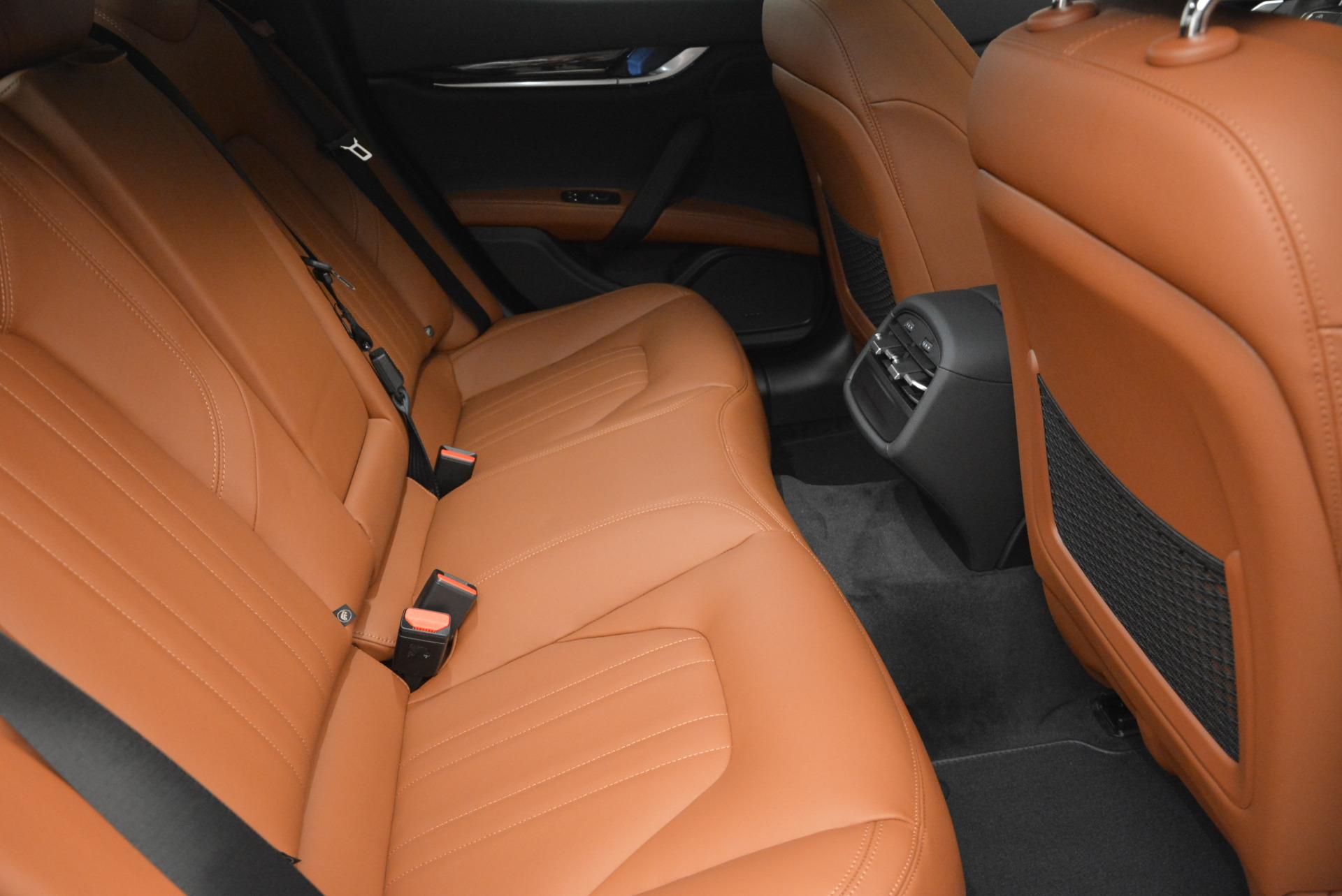 New 2017 Maserati Ghibli S Q4 For Sale In Westport, CT 574_p24