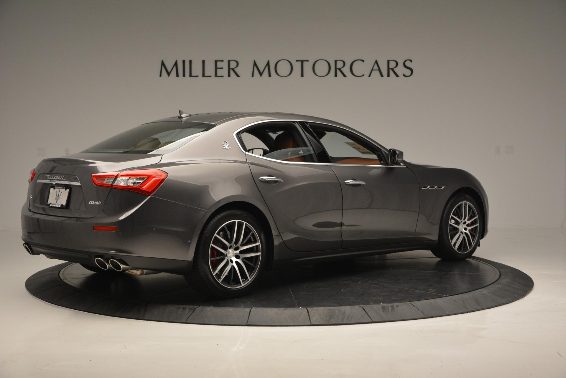 New 2017 Maserati Ghibli S Q4 For Sale In Westport, CT 574_p8