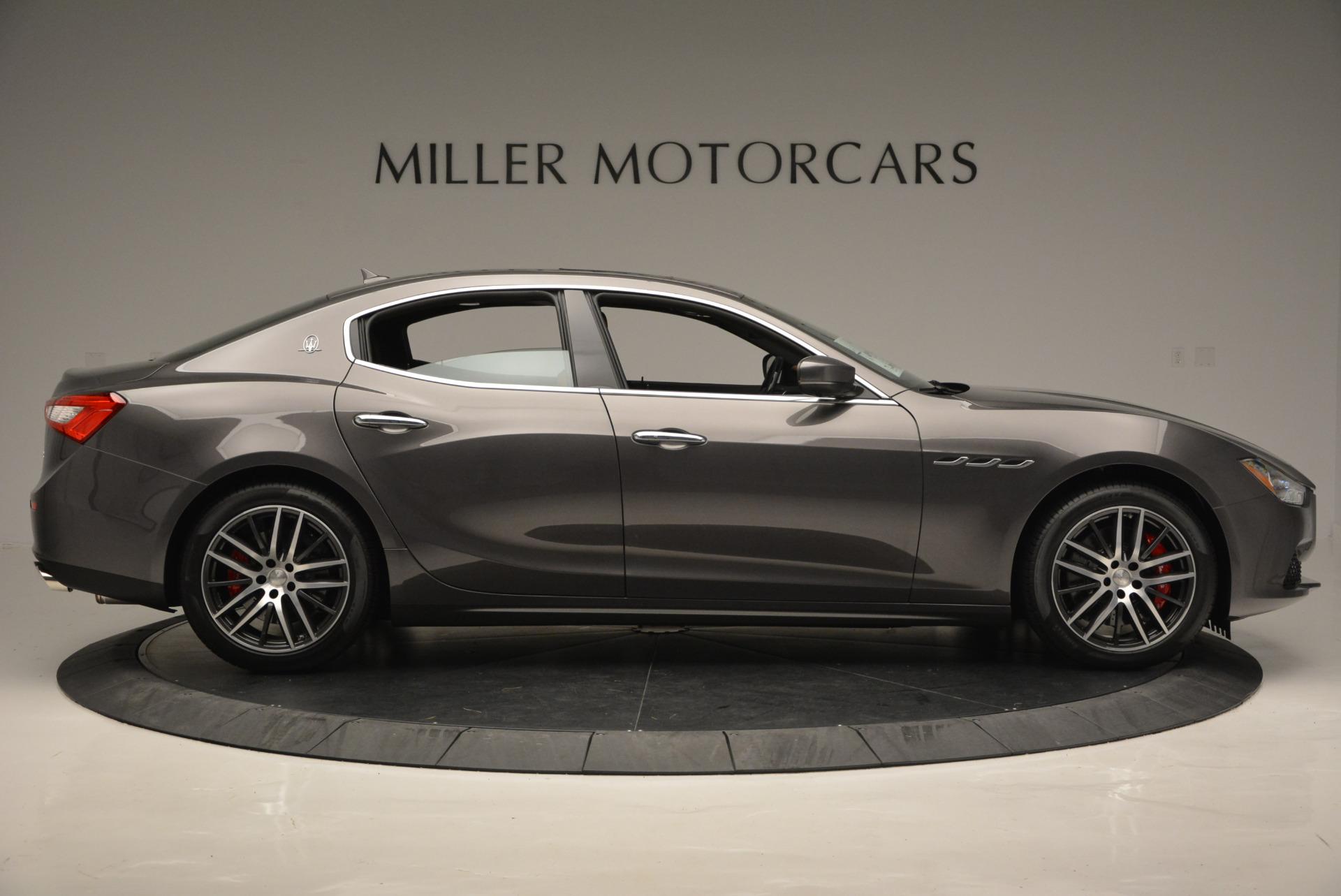 New 2017 Maserati Ghibli S Q4 For Sale In Westport, CT 574_p9