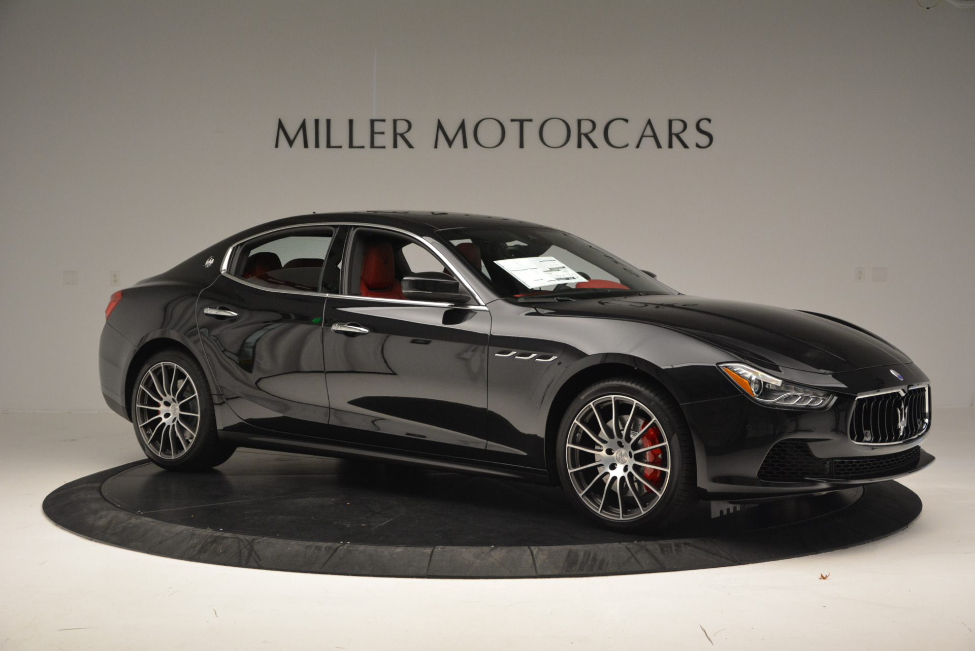 New 2017 Maserati Ghibli S Q4 For Sale In Westport, CT 578_p10