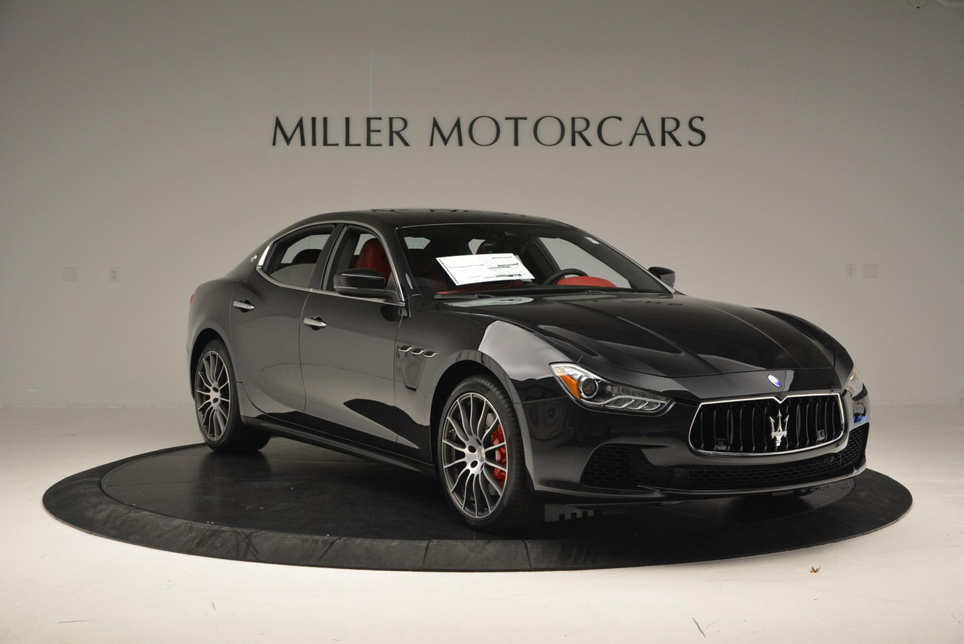 New 2017 Maserati Ghibli S Q4 For Sale In Westport, CT 578_p11