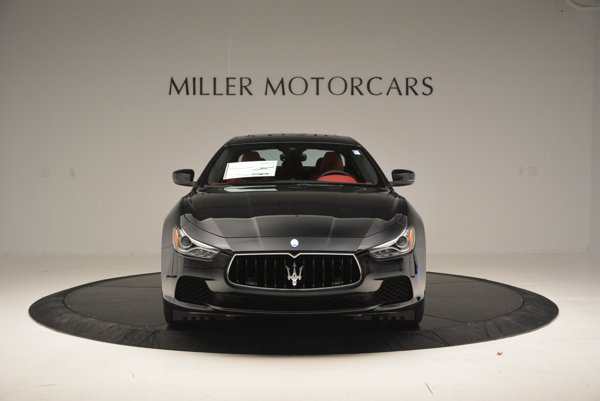 New 2017 Maserati Ghibli S Q4 For Sale In Westport, CT 578_p12