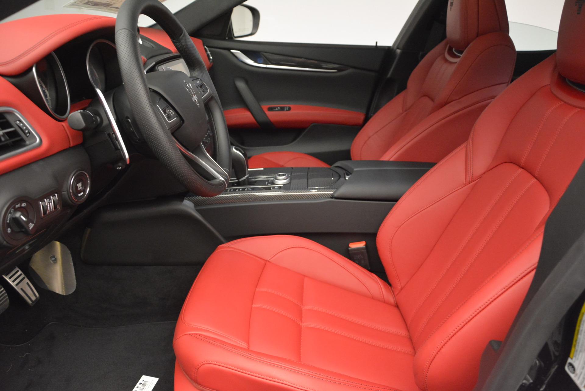 New 2017 Maserati Ghibli S Q4 For Sale In Westport, CT 578_p14
