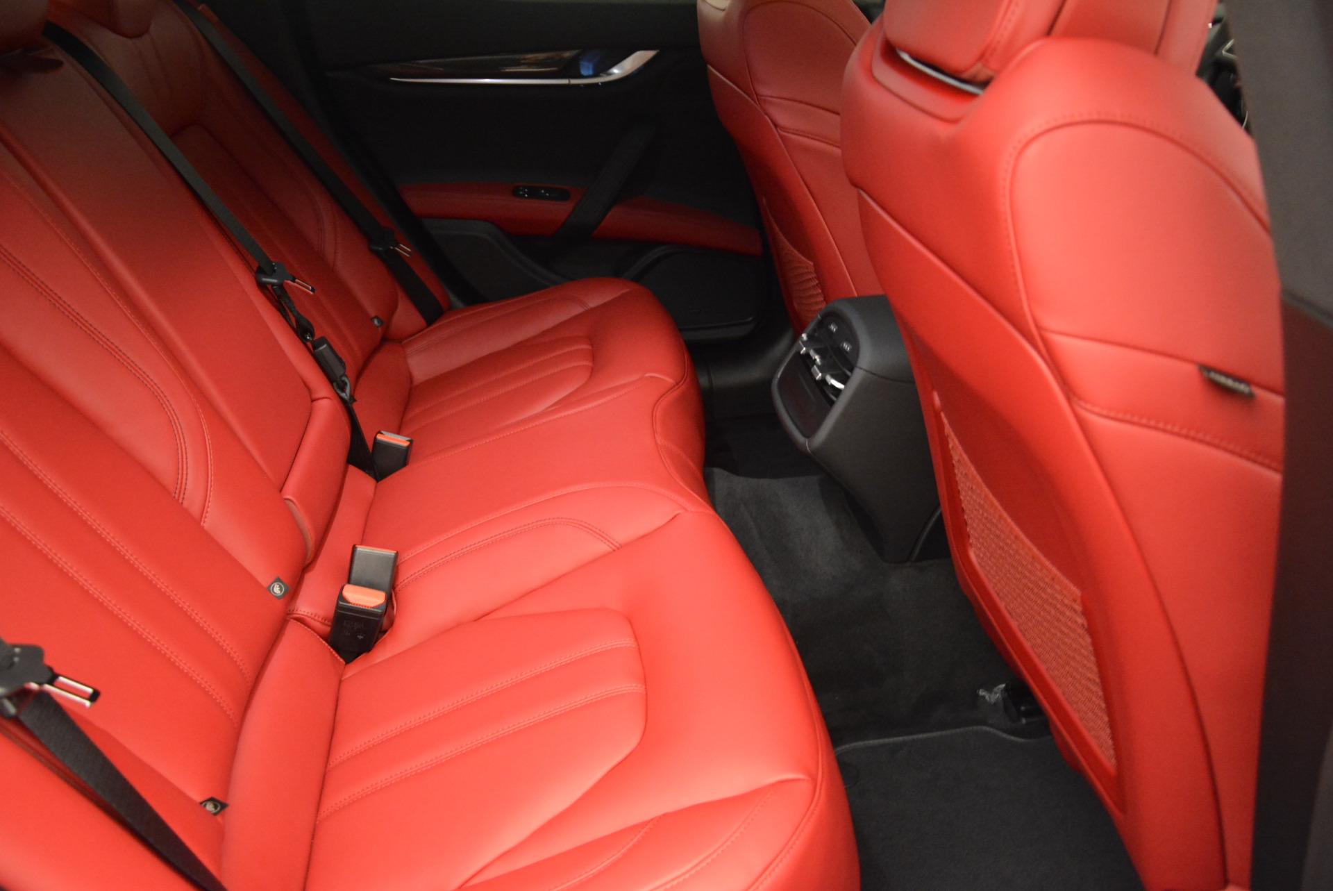New 2017 Maserati Ghibli S Q4 For Sale In Westport, CT 578_p25