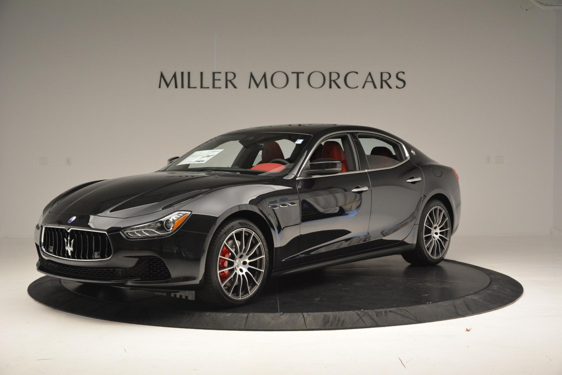 New 2017 Maserati Ghibli S Q4 For Sale In Westport, CT 578_p2
