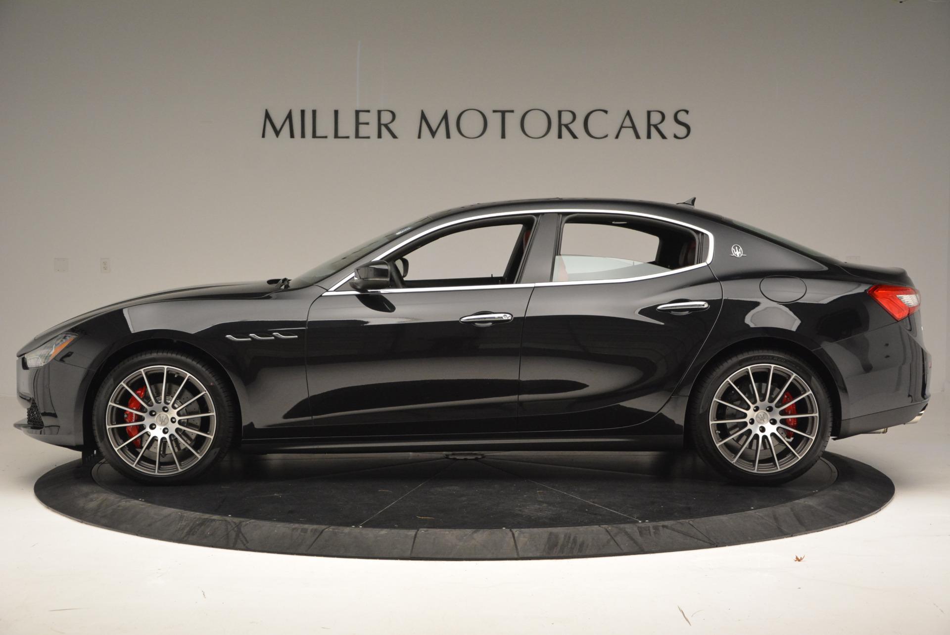 New 2017 Maserati Ghibli S Q4 For Sale In Westport, CT 578_p3