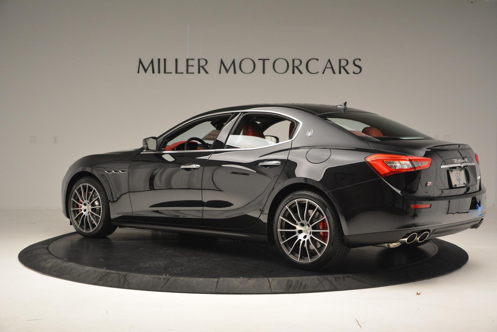 New 2017 Maserati Ghibli S Q4 For Sale In Westport, CT 578_p4