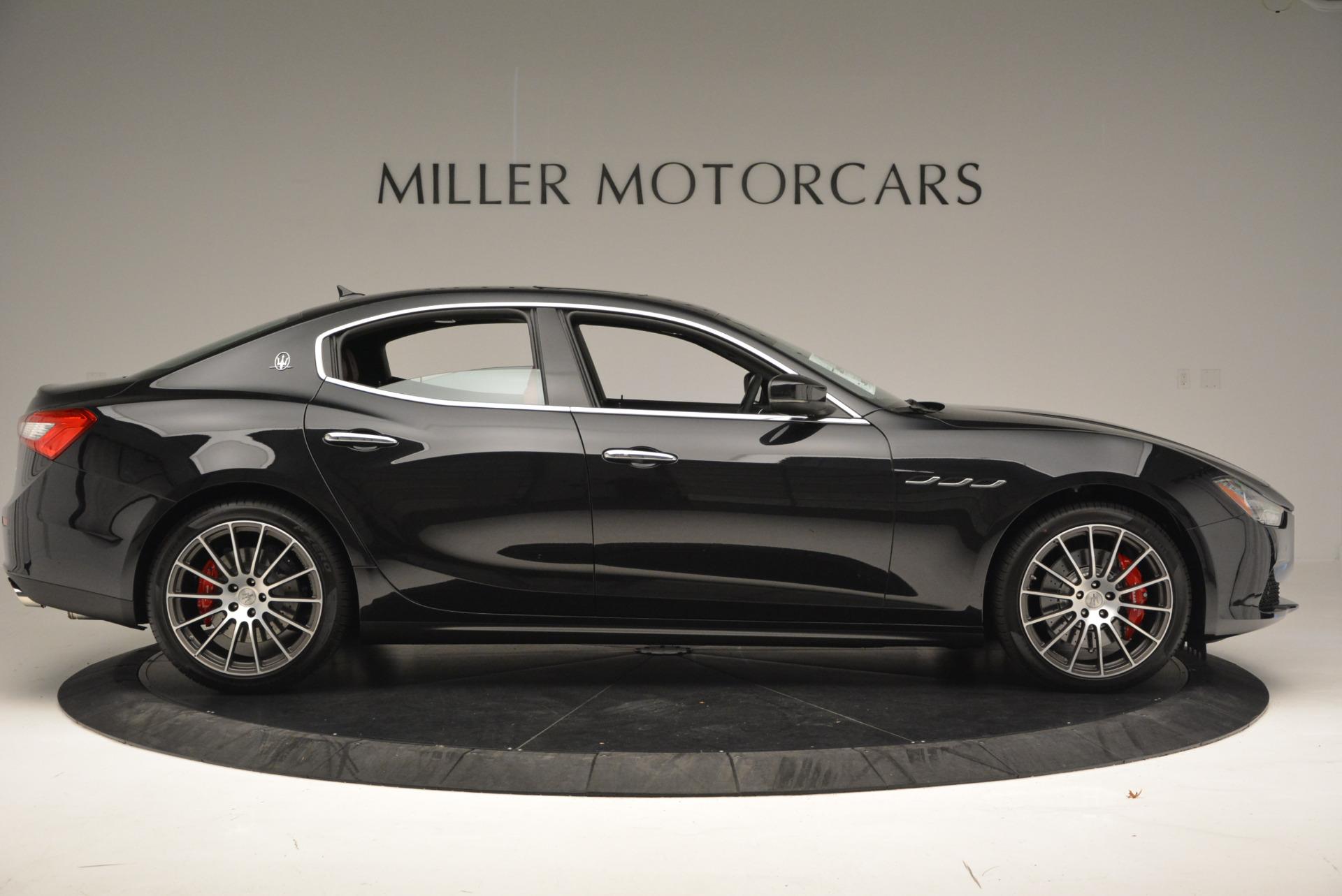 New 2017 Maserati Ghibli S Q4 For Sale In Westport, CT 578_p9