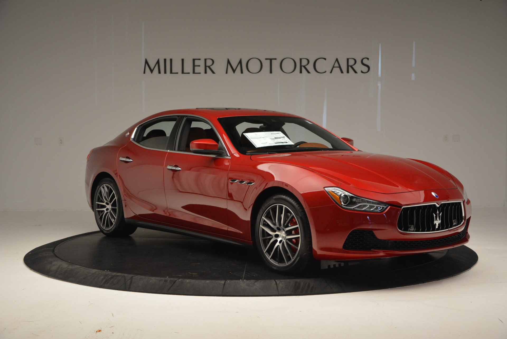 New 2017 Maserati Ghibli S Q4 For Sale In Westport, CT 579_p11