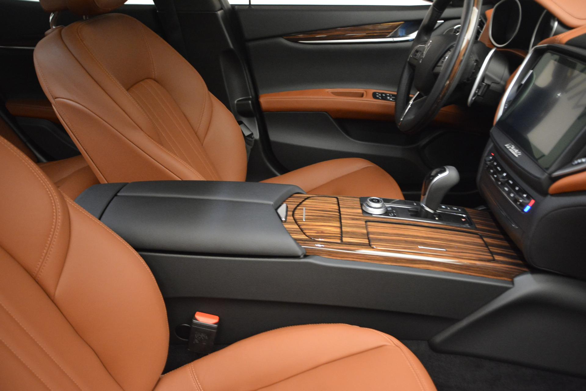 New 2017 Maserati Ghibli S Q4 For Sale In Westport, CT 579_p20