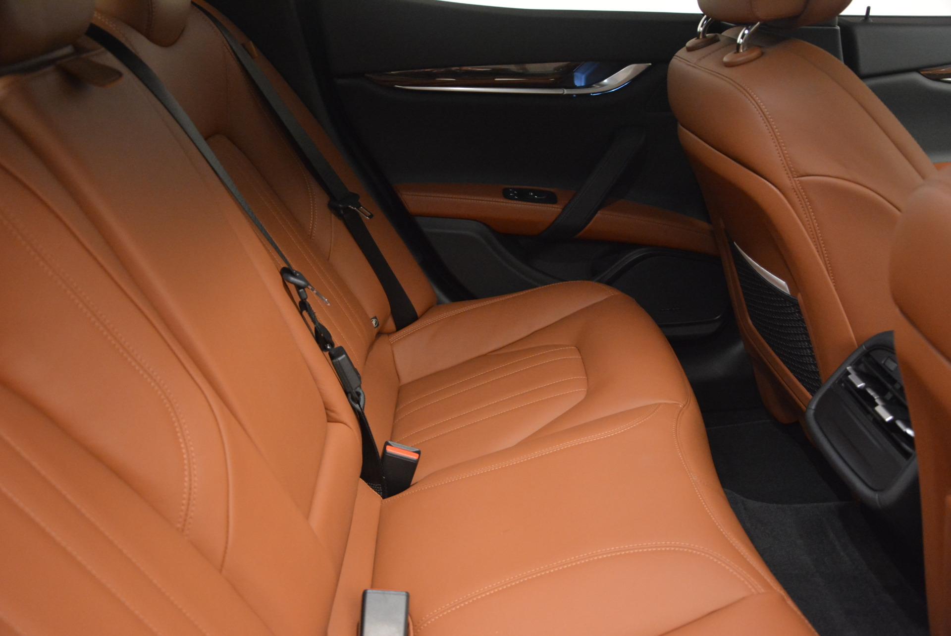 New 2017 Maserati Ghibli S Q4 For Sale In Westport, CT 579_p23