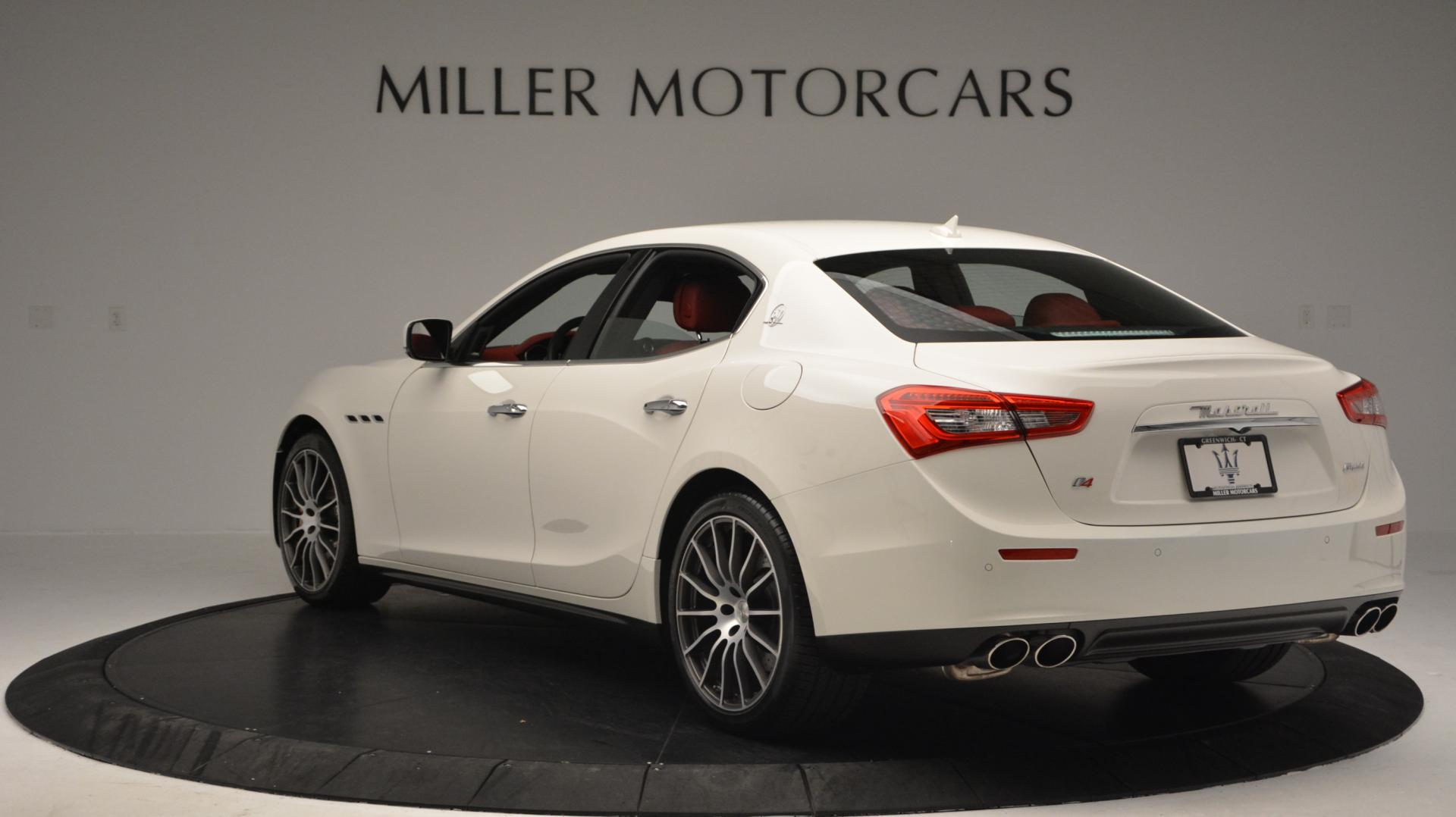New 2016 Maserati Ghibli S Q4 For Sale In Westport, CT 58_p6