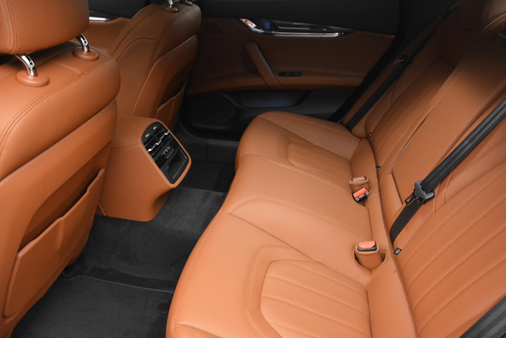 New 2017 Maserati Quattroporte S Q4 For Sale In Westport, CT 581_p17