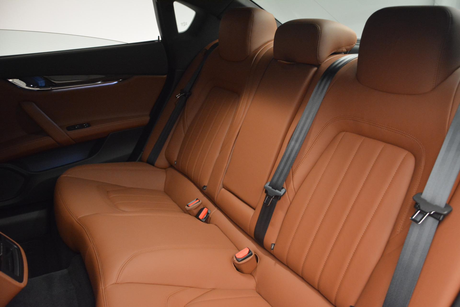 New 2017 Maserati Quattroporte S Q4 For Sale In Westport, CT 581_p18
