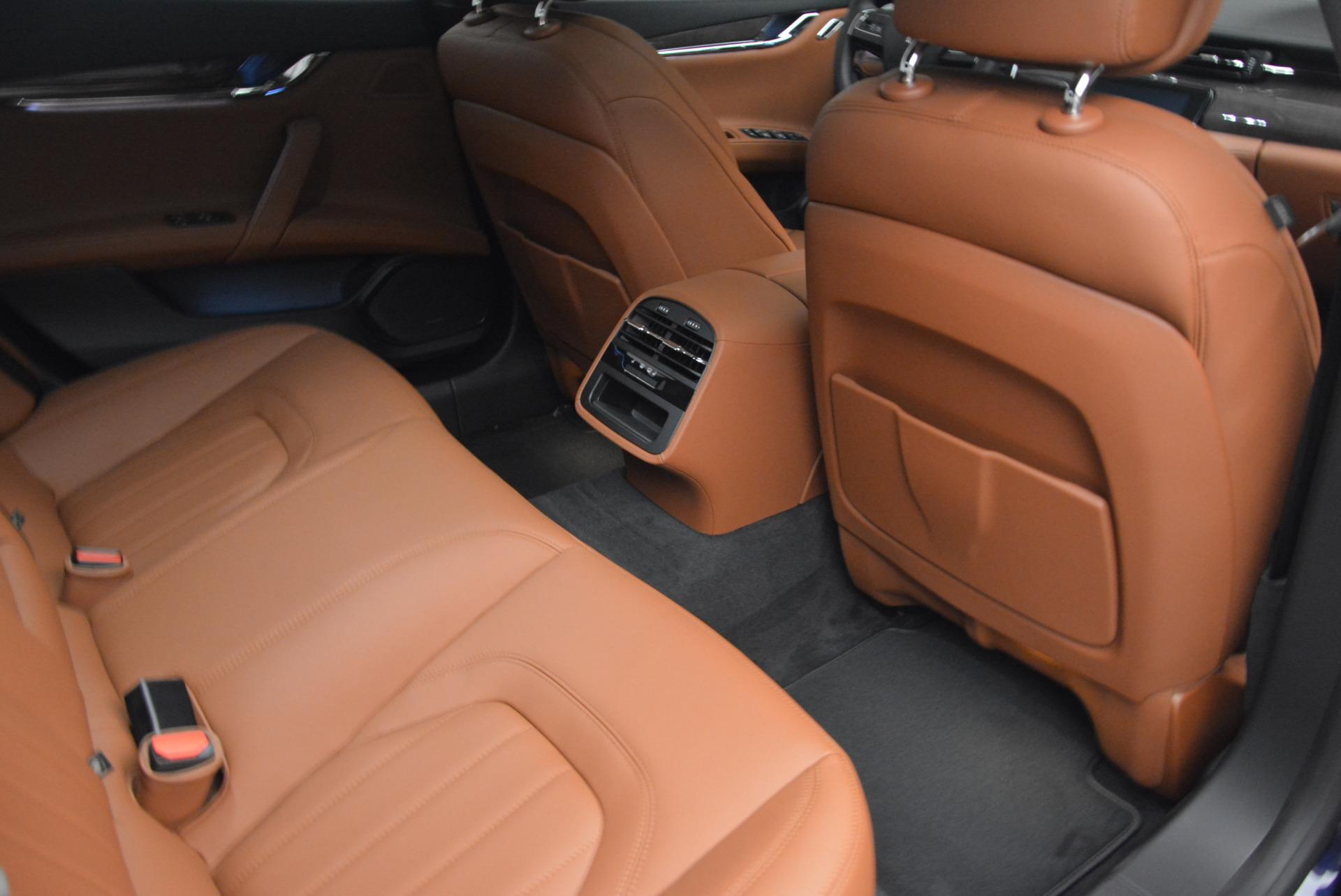 New 2017 Maserati Quattroporte S Q4 For Sale In Westport, CT 581_p23