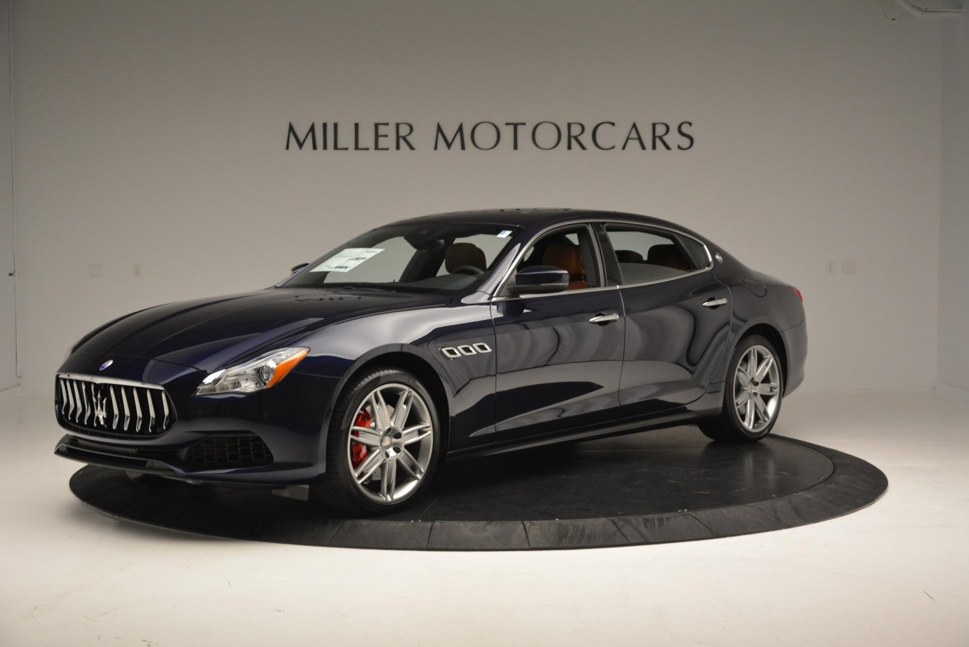 New 2017 Maserati Quattroporte S Q4 For Sale In Westport, CT 581_p2
