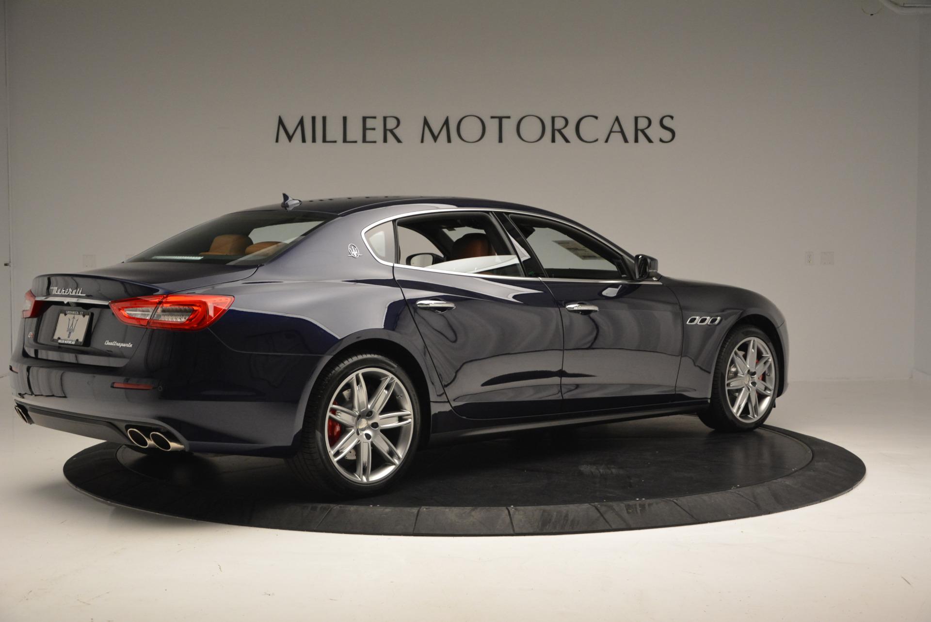 New 2017 Maserati Quattroporte S Q4 For Sale In Westport, CT 581_p8