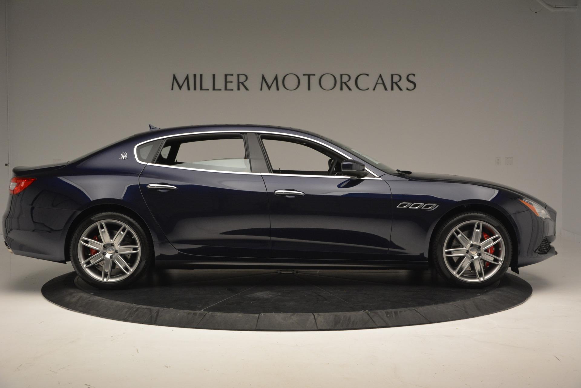 New 2017 Maserati Quattroporte S Q4 For Sale In Westport, CT 581_p9