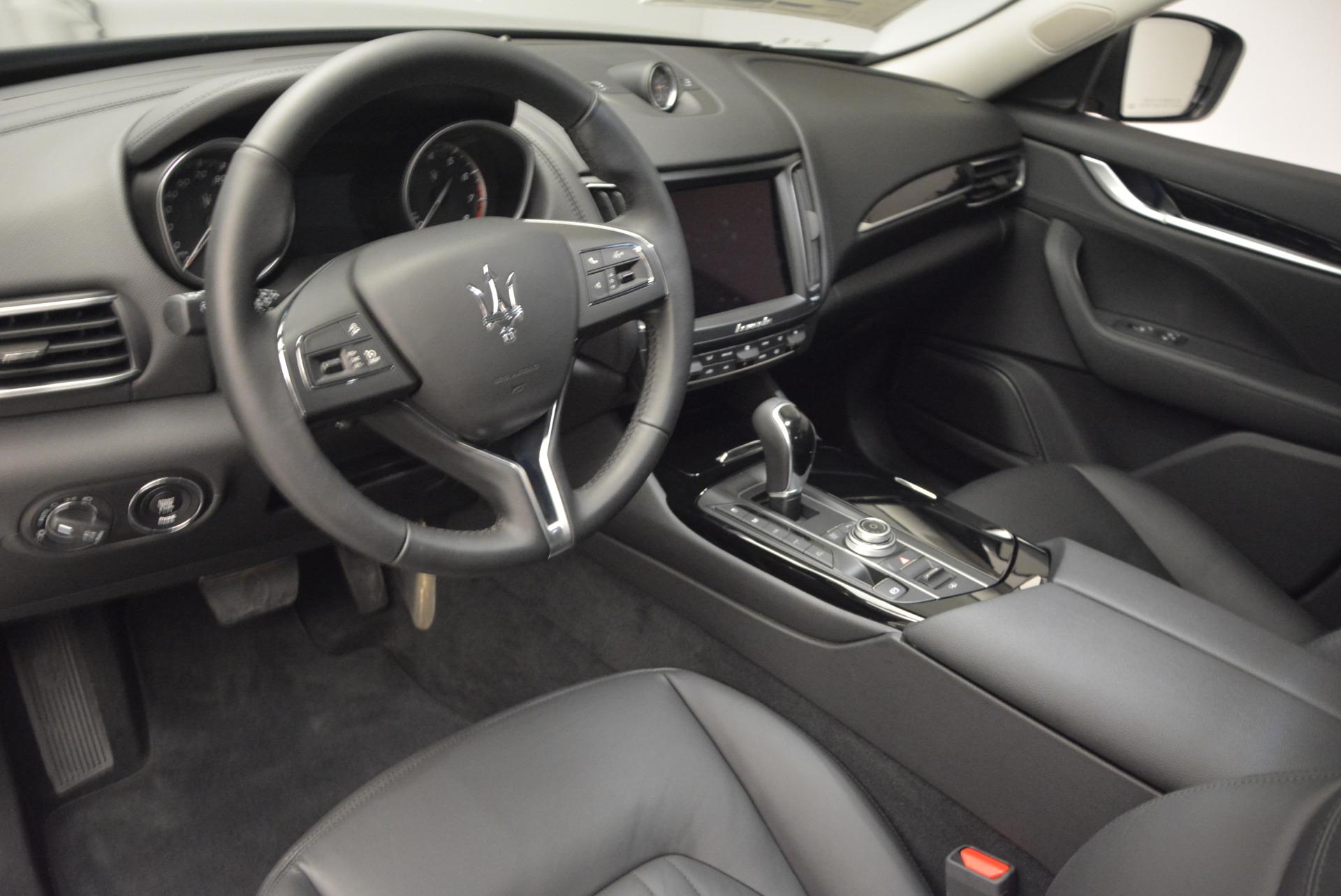 New 2017 Maserati Levante 350hp For Sale In Westport, CT 582_p13