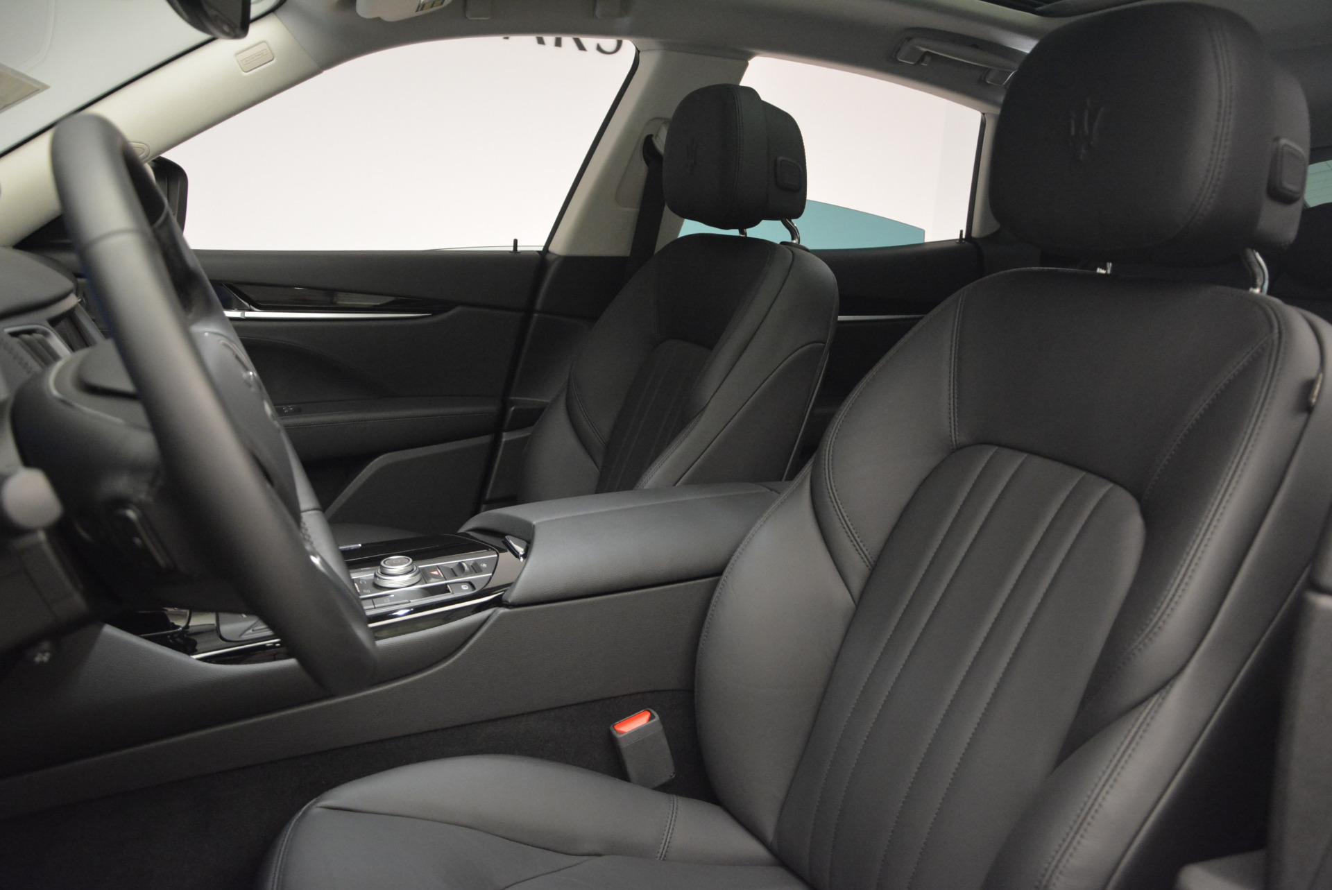 New 2017 Maserati Levante 350hp For Sale In Westport, CT 582_p15